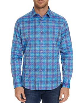 8f186847 Robert Graham - Cirillo Plaid Classic Fit Shirt ...