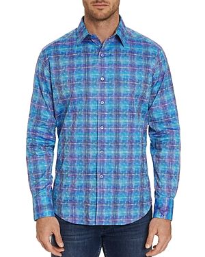 Robert Graham Cirillo Plaid Classic Fit Shirt-Men