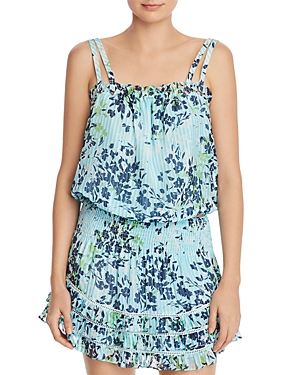 Ramy Brook Tops SIENA PRINTED TOP