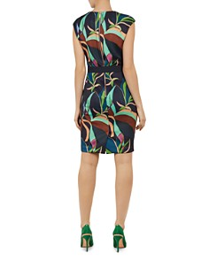 Ted Baker - Adilyyn Supernatural-Print Dress