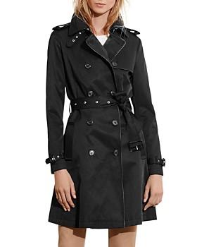 Ralph Lauren - Contrast Piped Trench Coat