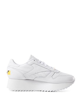 22de8d5699 ... Reebok - x Gigi Hadid Women s Classic Leather Double Sneakers