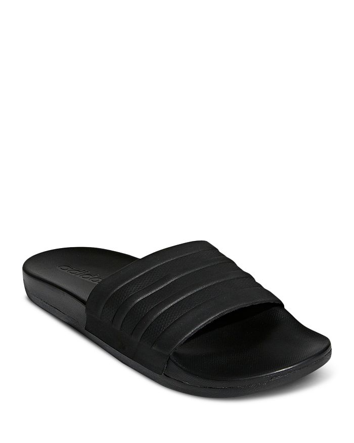 low priced 6ad5b 3cd08 Adidas - Womens Adilette Slide Sandals