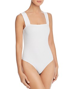 CHRISELLE LIM - Square-Neck Bodysuit - 100% Exclusive