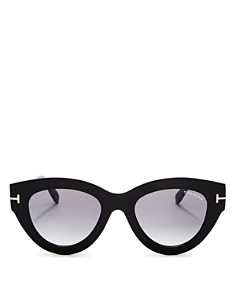 Tom Ford - Women's Slater Cat Eye Sunglasses, 51mm