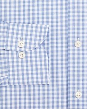 Ledbury - McAdam Gingham Slim Fit Dress Shirt