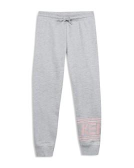 Kenzo - Girls' Logo Sweatpants - Big Kid