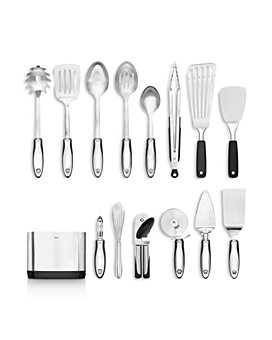OXO - 15-Piece Kitchen Essentials Set