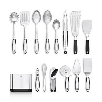 OXO - 15-Piece Kitchen Essentials Set