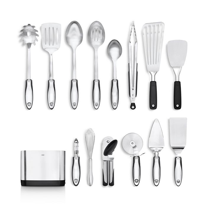 Oxo 15 Piece Kitchen Essentials Set Bloomingdale S