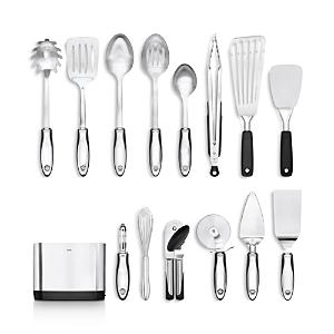 Oxo 15-Piece Kitchen Essentials Set