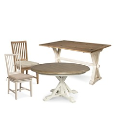 Bloomingdale's - Scarlett Dining Collection