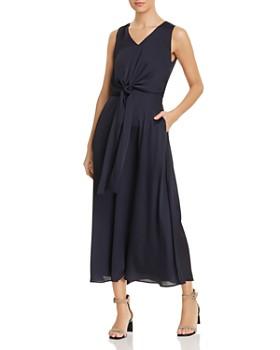 Lafayette 148 New York - Ambrosia Tie-Front Maxi Dress