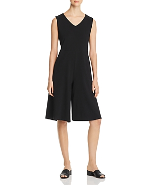 Eileen Fisher Suits CROPPED JUMPSUIT