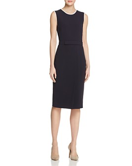 Max Mara - Farad Belted Sheath Dress