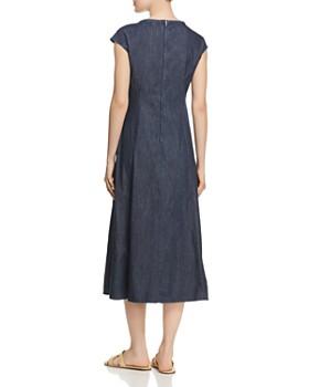 Weekend Max Mara - Occhio Denim Midi Dress