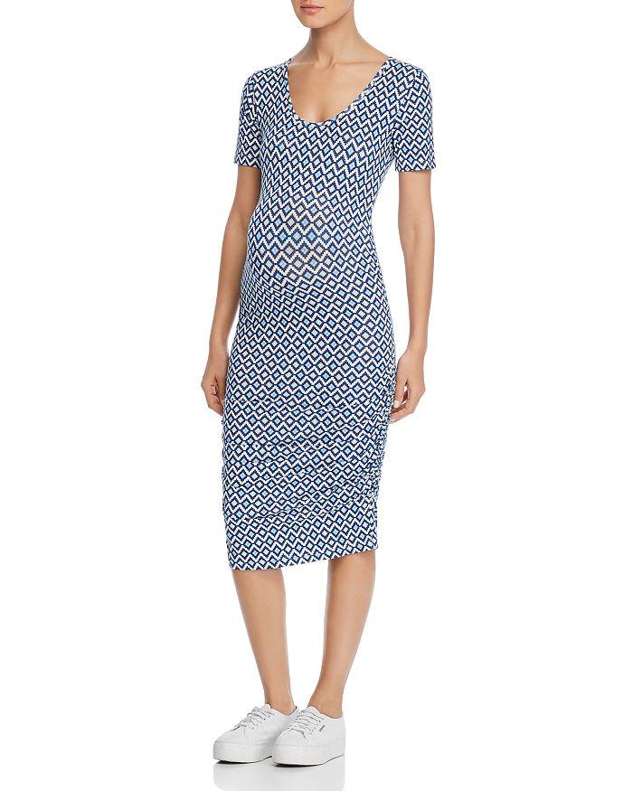 Nom Maternity - Hailey Scoop-Neck Dress