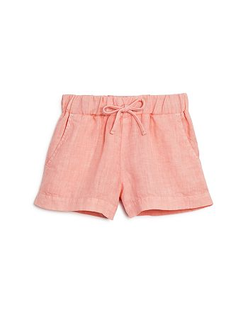 Bella Dahl - Girls' Easy Linen Shorts - Little Kid