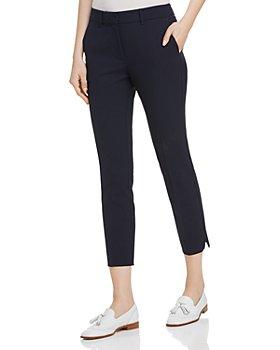 Marella - Milano Cropped Slim-Leg Pants