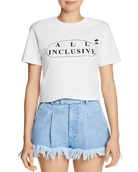 Ksenia Schnaider - All Inclusive Slim Tee