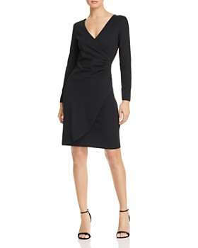 dd23c928b5b Long Sleeve Wrap Dress - Bloomingdale s