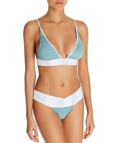 Dolce Vita - Mojave Tall Triangle Bikini Top & Mojave Bikini Bottom