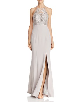 Bariano - Brooke Embellished Gown