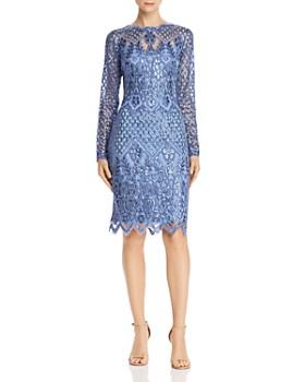 cbb1e45d5b2 Tadashi Shoji - Sequined Cocktail Dress ...