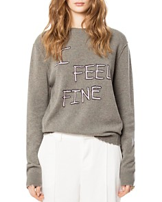 Zadig & Voltaire - Life Cashmere Sweater