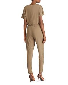 Ralph Lauren - Lace-Up Jumpsuit