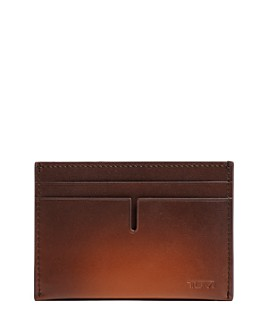 Tumi - Nassau Slim Leather Card Case