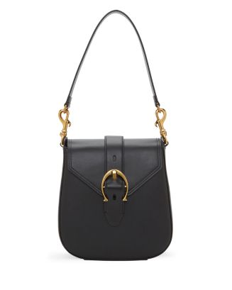Mia Leather Shoulder Bag by Etienne Aigner