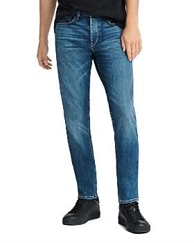 rag & bone - Fit 2 Slim Fit Jeans in Throop
