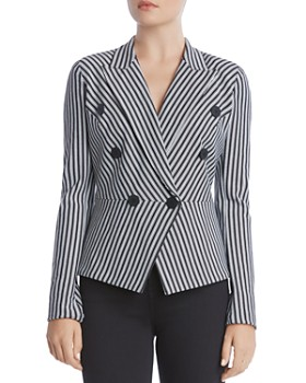 cb773905b58b27 Bailey 44 - Gelato Double-Breasted Striped Blazer ...