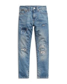 Ralph Lauren - Boys' Sullivan Distressed Slim-Fit Jeans - Big Kid