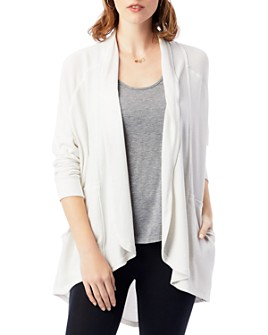 ALTERNATIVE - Zen Open-Front Cardigan