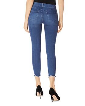 J Brand - 835 Crop Skinny Jeans in Galaxy