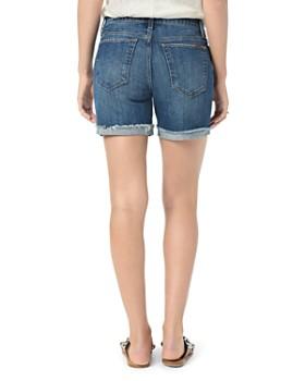 Joe's Jeans - The 5 Denim Bermuda Shorts in Shira
