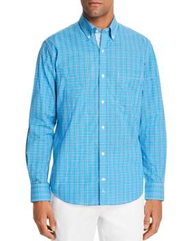 TailorByrd - Lann Plaid Classic Fit Button-Down Shirt