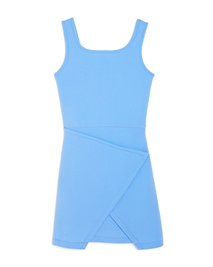 Sally Miller Girls' The Nicole Wrap-Skirt Dress - Big Kid