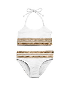 Peixoto - Kirra Halter Two-Piece Swimsuit - Little Kid, Big Kid
