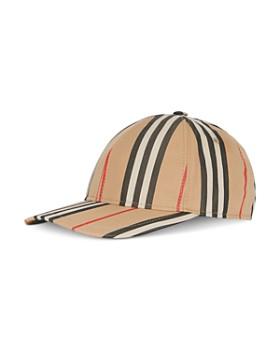 Burberry - Icon Stripe Baseball Cap