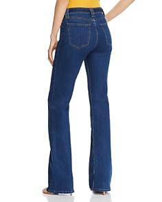 Current/Elliott - The Admirer High Rise Flare Jeans in Scorpio