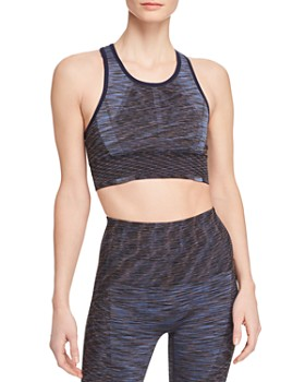 LNDR - Space-Dye Strappy Sports Bra
