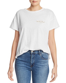 db1a13cd rag & bone/JEAN Women's Tops: Graphic Tees, T-Shirts & More ...
