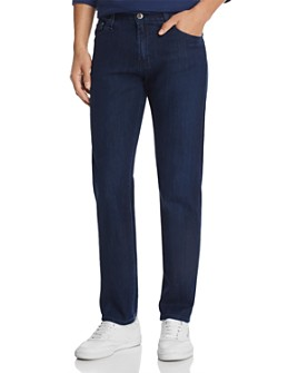AG - Slim Straight Fit Jeans in Satellite