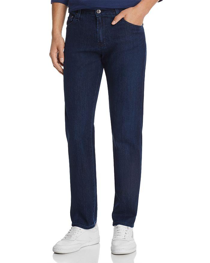 AG - Slim Straight Fit Jeans in Satellite