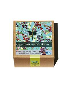 Hudson Valley Seed Co. - Cut Flower Garden Seed Set