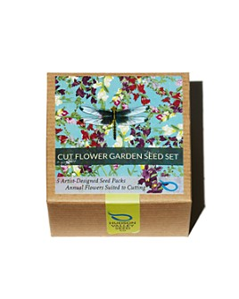 Hudson Valley Seed Co. - Cut Flower Garden Seed Set