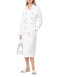 MICHAEL Michael Kors - Lightweight Trench Coat